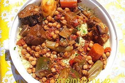 Tunesischer Couscous 3