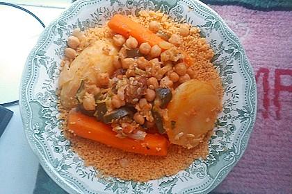 Tunesischer Couscous 9