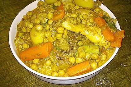 Tunesischer Couscous 16
