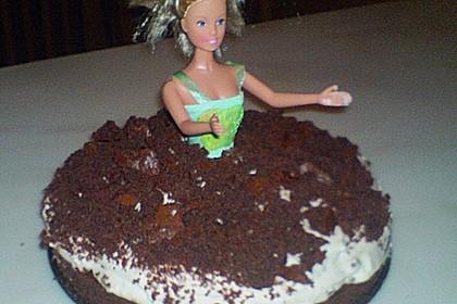 Maulwurf - Torte