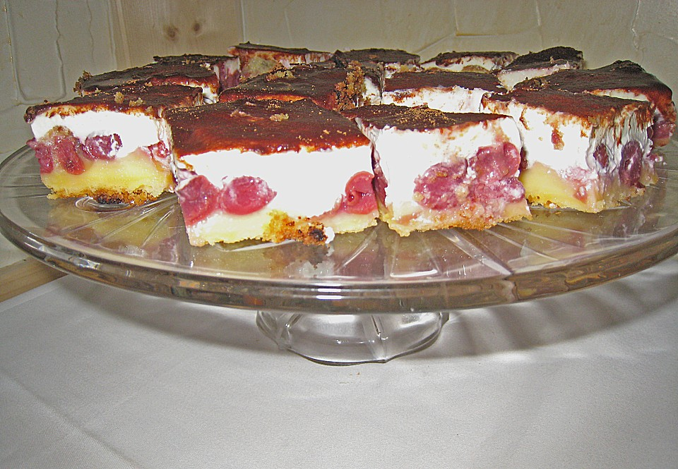Zimt Kirsch Schmand Kuchen Von Oscarchen Chefkoch De