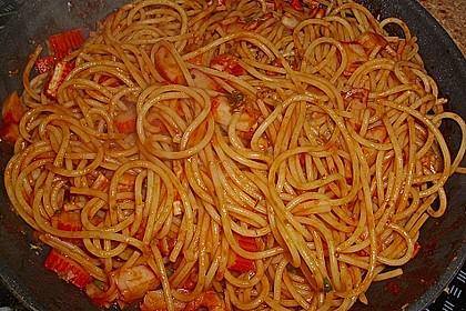 Spaghetti Frutti di Mare 18