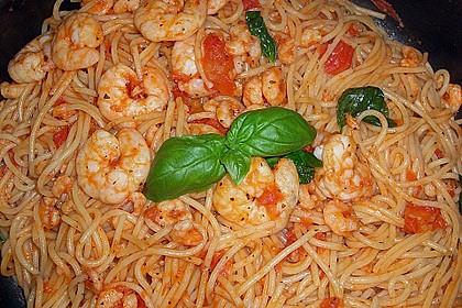 Spaghetti Frutti di Mare 8