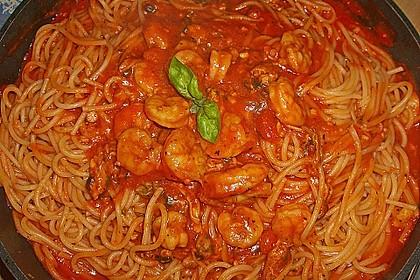 Spaghetti Frutti di Mare 17