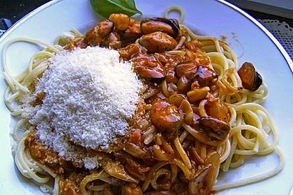 Spaghetti Frutti di Mare 15