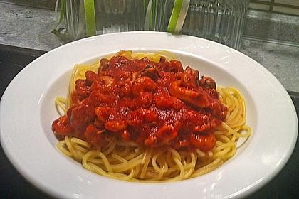 Spaghetti Frutti di Mare 25