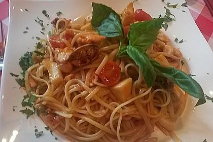 Spaghetti Frutti di Mare 19
