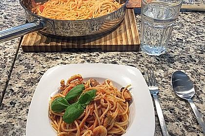 Spaghetti Frutti di Mare 4