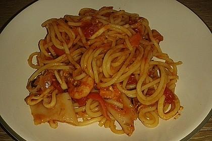 Spaghetti Frutti di Mare 23