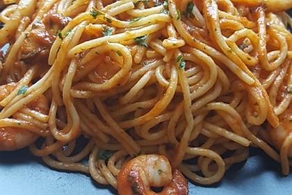 Spaghetti Frutti di Mare 9