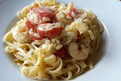 Spaghetti Frutti di Mare 10