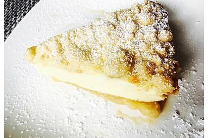Käse-Apfel-Streuselkuchen 7