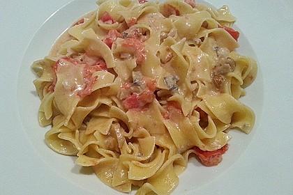 Gorgonzola - Nuss - Pasta