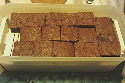 Saure Brownies 33