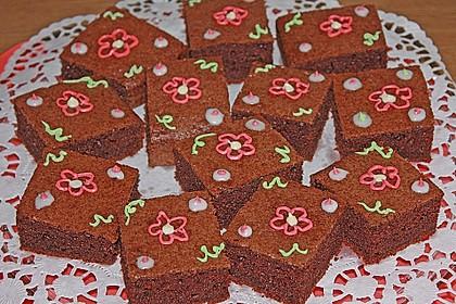Saure Brownies 7