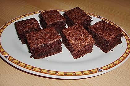Saure Brownies 8