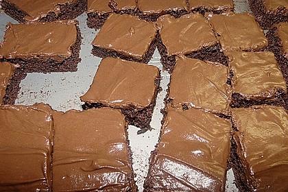 Saure Brownies 24