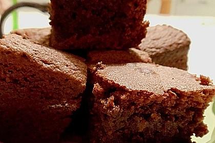 Saure Brownies 30
