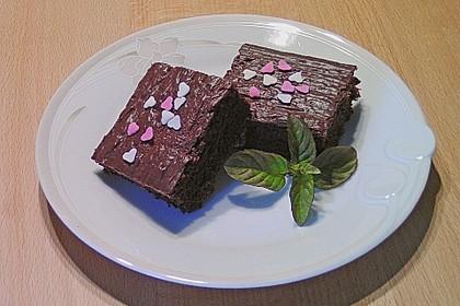 Saure Brownies 12