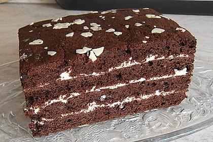 Saure Brownies 2