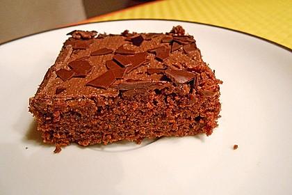 Saure Brownies 10