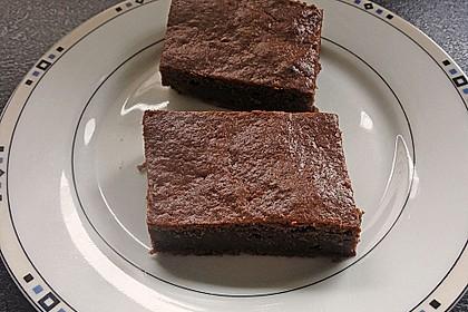 Saure Brownies 16