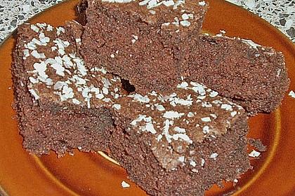 Saure Brownies 25