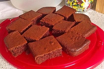 Saure Brownies 37
