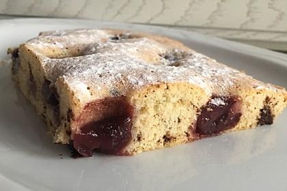 Einfacher Blechkuchen 13
