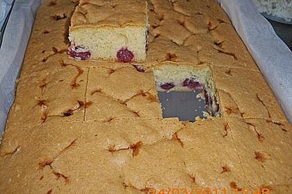 Einfacher Blechkuchen 5