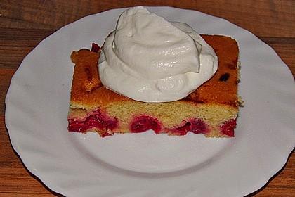 Einfacher Blechkuchen 3