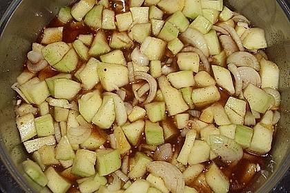 Zucchini - Aufstrich 9