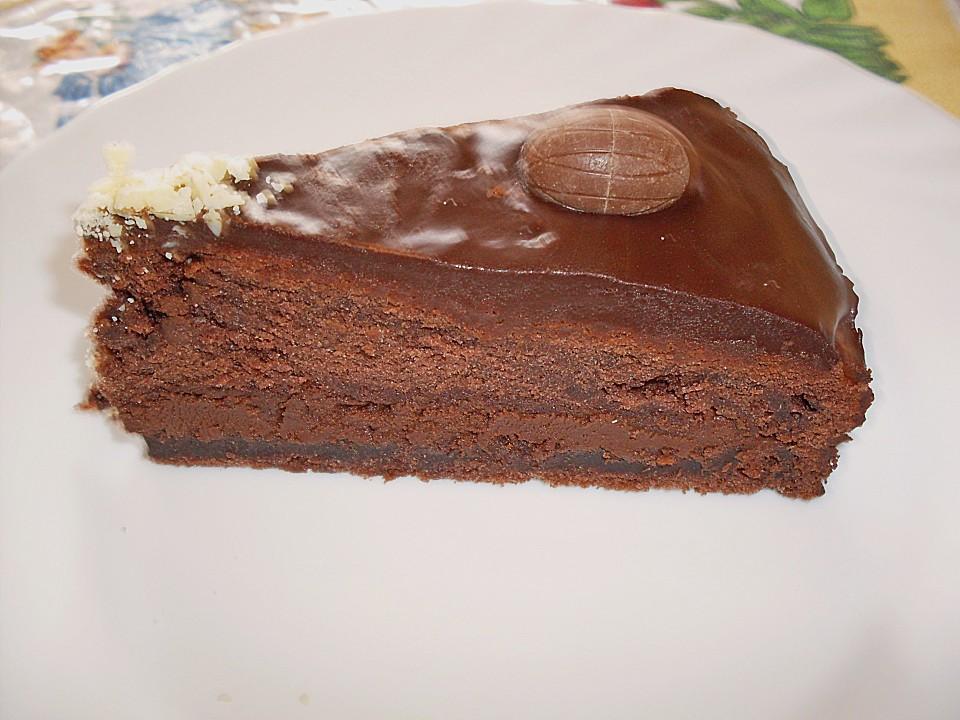 Schokolade Buttermilch Torte Von Caroline48 Chefkoch De