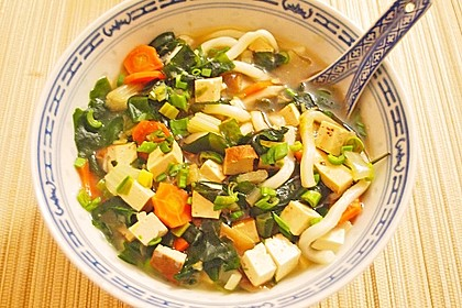 Miso - Suppe 2