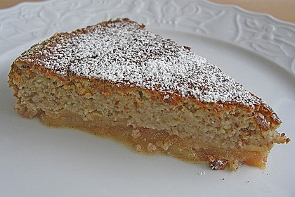 Dänischer Apfelkuchen 1
