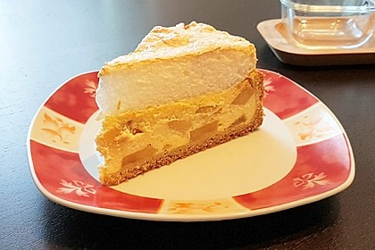 Apfel - Quark - Kuchen (Bild)