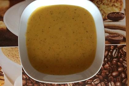 Cremige, aber diättaugliche Kartoffelsuppe mit Thymian und Käse 13