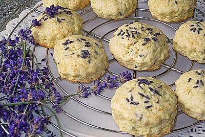 Lavendel - Scones 1