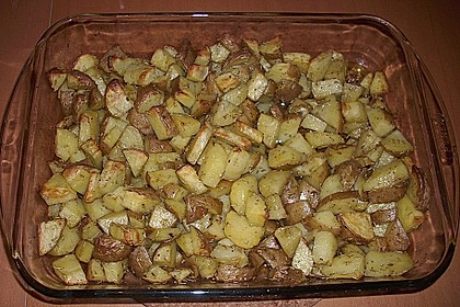 Knoblauch - Rosmarin - Kartoffeln 23
