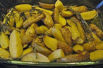 Knoblauch - Rosmarin - Kartoffeln 19