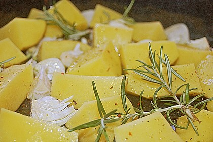 Knoblauch - Rosmarin - Kartoffeln 8