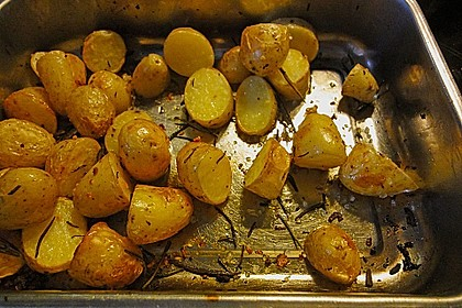 Knoblauch - Rosmarin - Kartoffeln 7