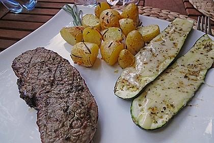 Knoblauch - Rosmarin - Kartoffeln 3