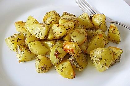 Knoblauch - Rosmarin - Kartoffeln 11