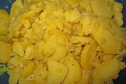 Schwäbischer Kartoffelsalat 48