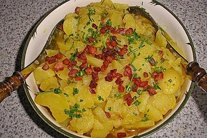Schwäbischer Kartoffelsalat 12