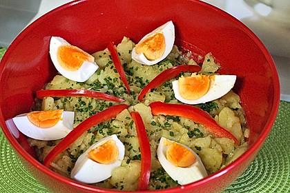 Schwäbischer Kartoffelsalat 14