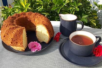 Der klassische Englische Kuchen