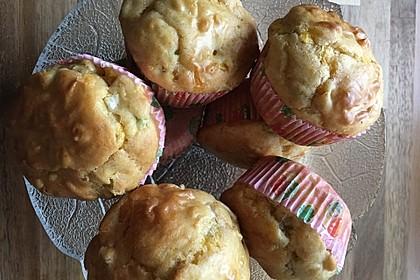 Grundrezept für herzhafte Muffins 22