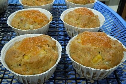 Grundrezept für herzhafte Muffins 10